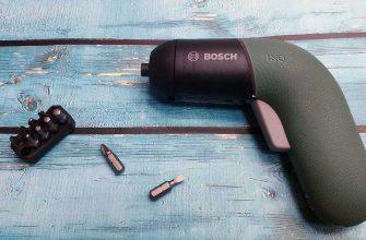 Обзор аккумуляторной отвертки Bosch IXO 6: сверлит, режет и… откупоривает