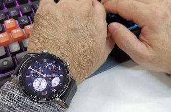 Обзор умных часов Huawei Watch GT2: теперь с динамиком и микрофоном